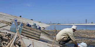 Пресная вода со дна Азовского моря